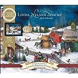 2018 Linda Nelson Stocks Spec Ed Wall Calendar