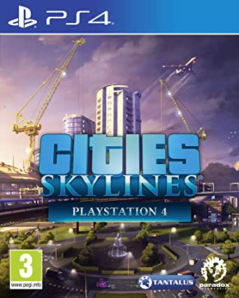 Cities Skylines (PS4): Amazon co uk: PC & Video Games