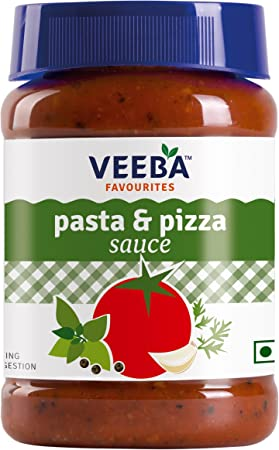Veeba Pasta and Pizza Sauce, 310g