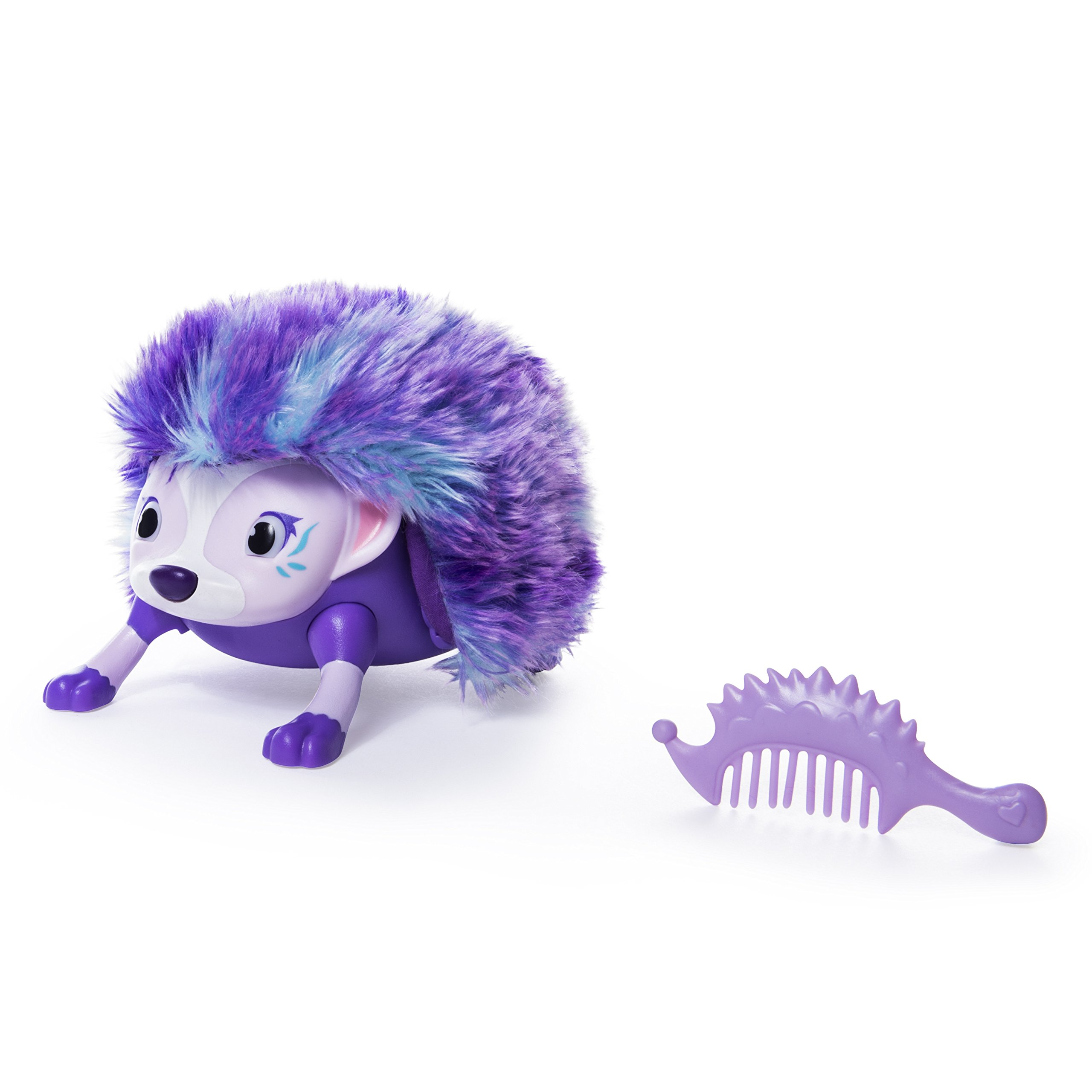 Zoomer Hedgiez, Dizzy, Interactive Hedgehog with Lights, Sounds and Sensors, by Spin Master by Zoomer (Image #2)