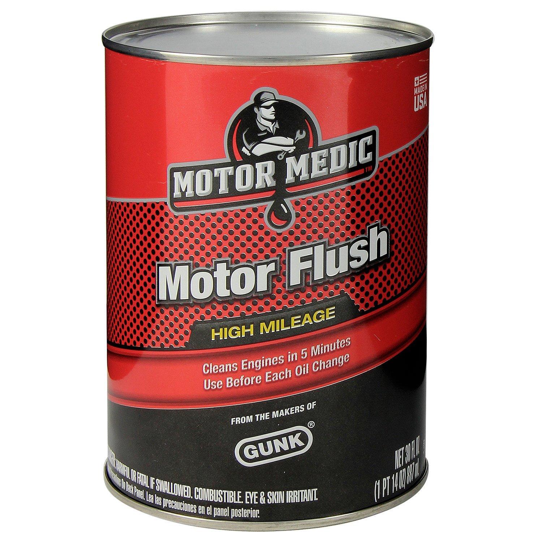 Niteo Motor Medic MF2 High Mileage 5-Minute Motor Flush - 30 oz.