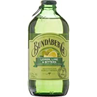 Bundaberg Lemon, Lime and Bitters, 375 ml