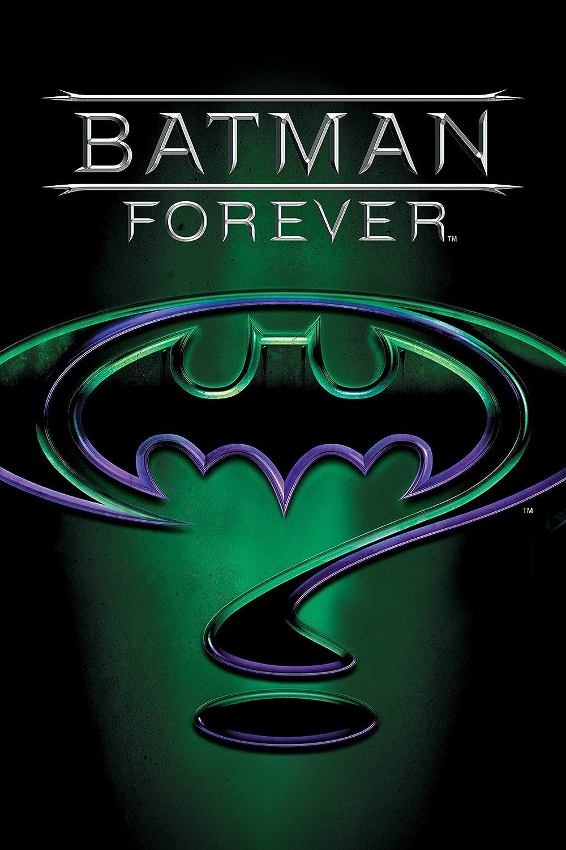 Black Creations Batman Forever 3 Cartel Lienzo Cuadro ...