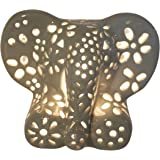 Child's Nursery Lamp/Night Light - Grey Elephant (available in multiple animals and colors)
