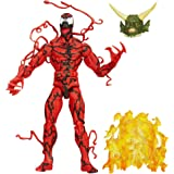 "MARVEL LEGENDS INFINITE SPIDER-MAN SPAWN OF THE SYMBIOTES CARNAGE 6"" ACTION FIGURE"