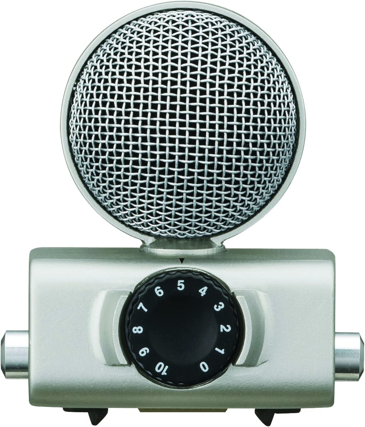 Zoom MSH-6 Mid-Side Microphone Capsule, Mono-Compatible Stereo Microphones for Film, Video, and Music, works with H5, H6, Q8, U-44, F1, F4, F8n, and F8