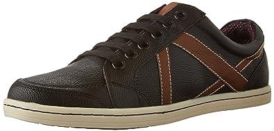 Ben Sherman Men's Lox Fashion Sneaker, Black, ...