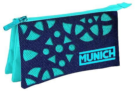 Munich Fantasy Estuches, 44 cm, 1 Litro, Verde: Amazon.es ...