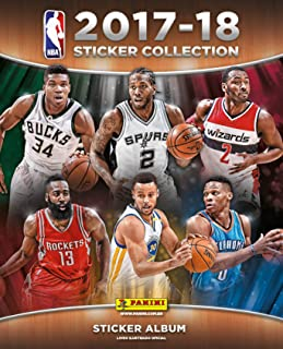 Álbum de Figurinhas NBA (+ 10 Envelopes)
