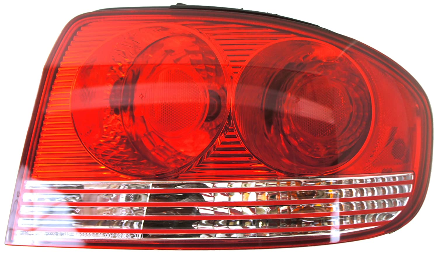 Genuine Hyundai Parts 92402-3D050 Passenger Side Taillight Assembly