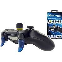 Subsonic - Kit E-Sport Con Agarres Y Espuma De Precisión Para Joysticks (PS4)