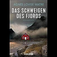 Das Schweigen des Fjords: Kriminalroman (German Edition)