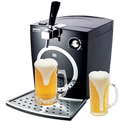 Syntrox Germany – Grifo digital de cerveza Co² Sistema de cerveza enfriador
