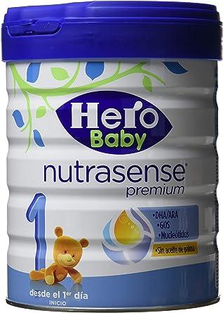Hero Baby Leche de Inicio, 800g, Pack de 6: Amazon.es: Alimentación y bebidas