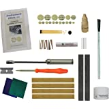 Instrument Clinic Clarinet Pad/Tenon Cork Kit, Universal Set