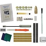 Instrument Clinic Clarinet Pad/Tenon Cork Kit, Universal Set
