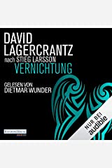 Vernichtung: Millennium 6 Audible Audiobook
