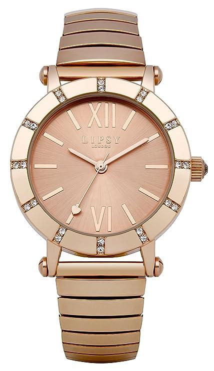 Reloj con mecanismo de cuarzo para mujerhttps://amzn.to/31Q0uxd
