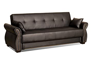 Amazon Com Serta Sa Avo Jb Set Dream Convertible Seville Sofa With