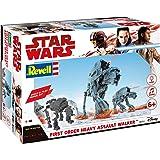 Revell - 06761 - Star Wars - Les derniers Jedi - First Order Heavy Assault Walker