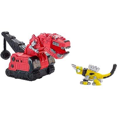 Dinotrux Ty Rux & Revvit: Toys & Games
