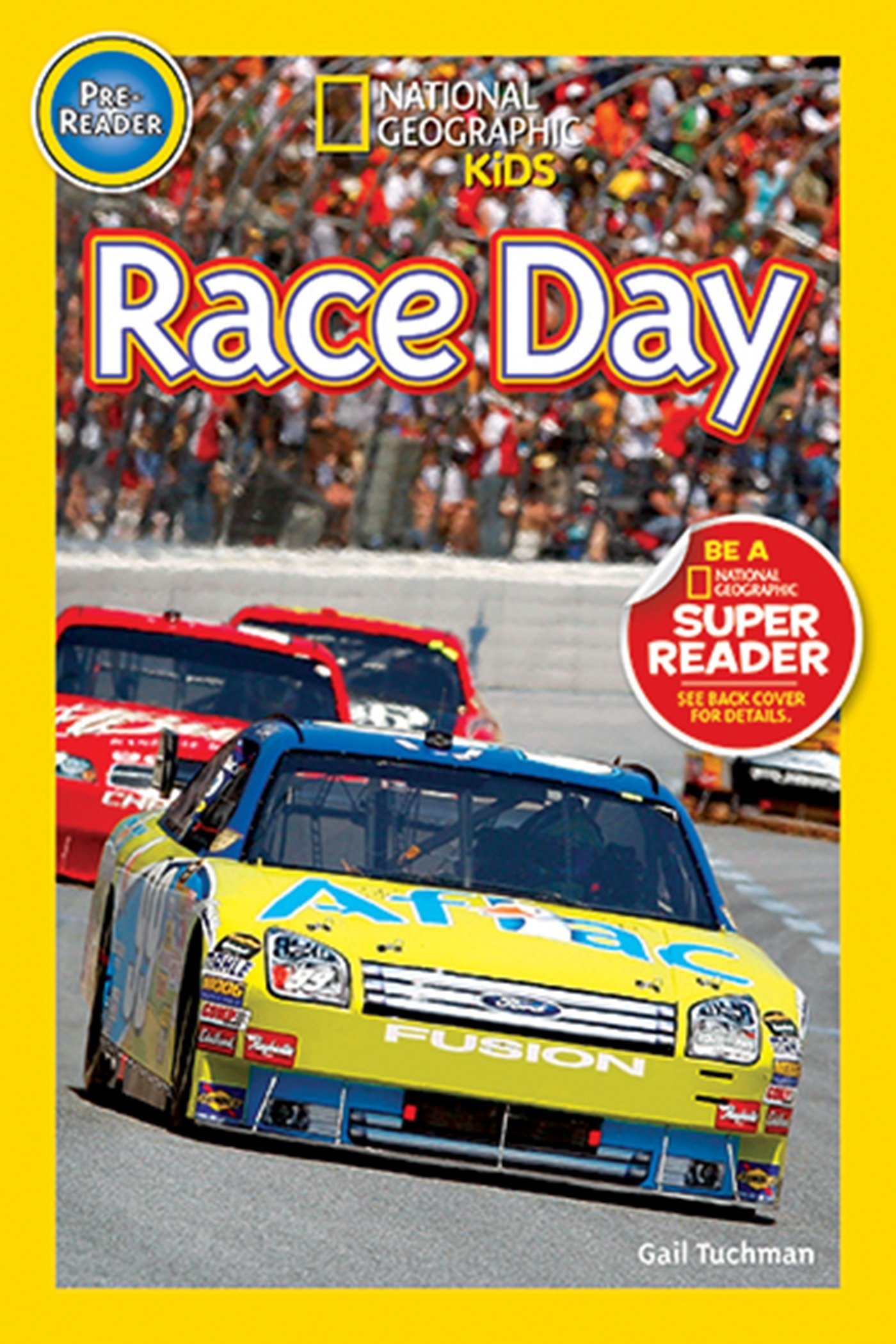 National Geographic Readers: Race Day! (English Edition)