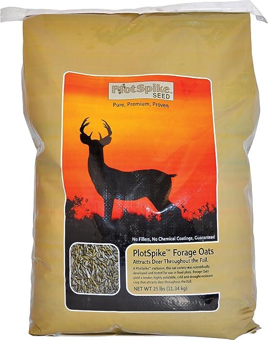 Top 9 Plotspike Deer Food