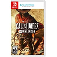 Call of Juarez: Gunslinger - Standard Edition - Nintendo Switch