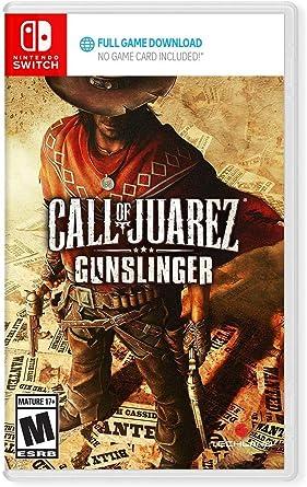 Call of Juarez: Gunslinger for Nintendo Switch [USA]: Amazon.es: Square Enix LLC: Cine y Series TV
