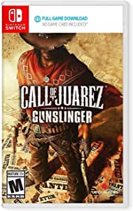 Call of Juarez: Gunslinger for Nintendo Switch
