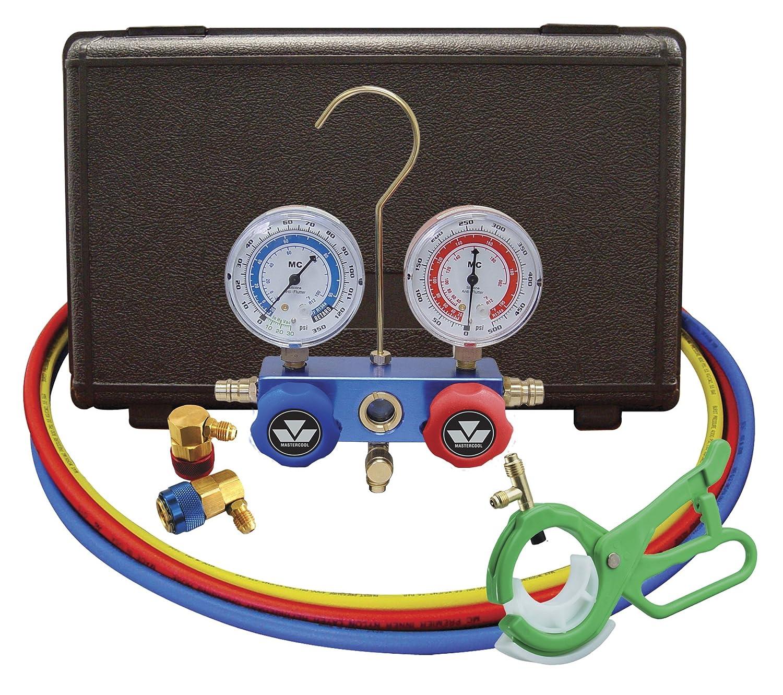 89660-PRO5 Mastercool R134a Manifold Gauge Set
