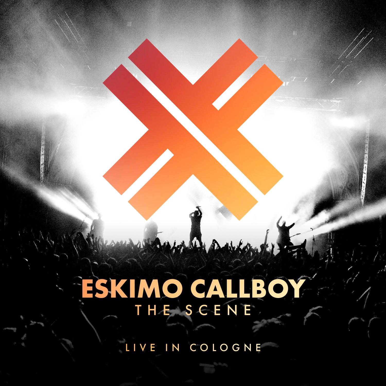 CD : Eskimo Callboy - The Scene: Live In Cologne (Germany - Import, 2PC)