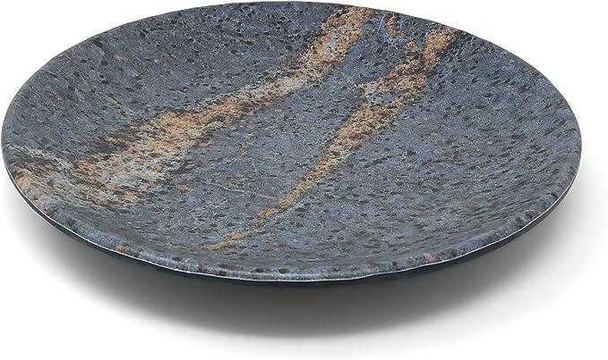 8.5 Merritt Melamine Round Salad Plate Buoys