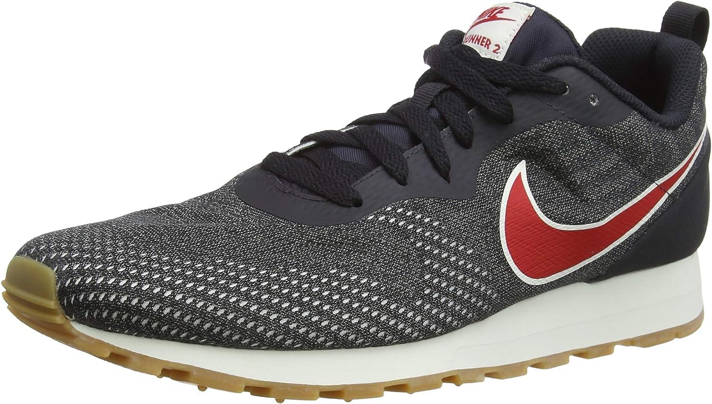 Nike MD Runner 2 Eng Mesh, Zapatillas de Deporte para Hombre ...