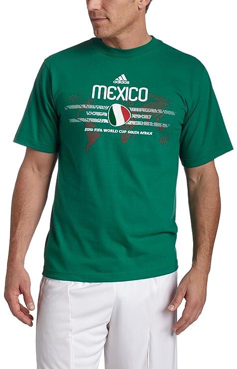 Amazon.com   Mexico Soccer T-Shirt   Sports Fan T Shirts   Clothing e7f5b42989add