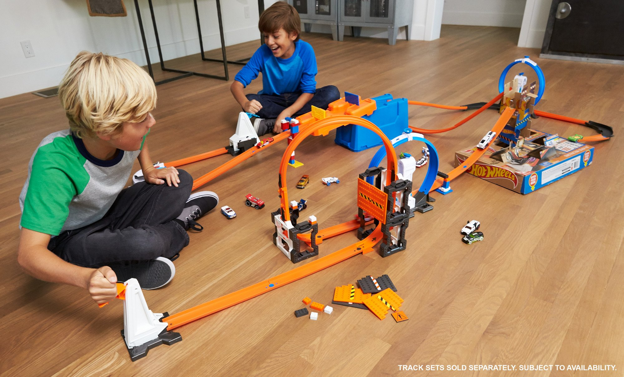Hot Wheels Track Builder Stunt Box by Hot Wheels (Image #18)
