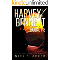 Harvey Bennett Mysteries: Books 1-3