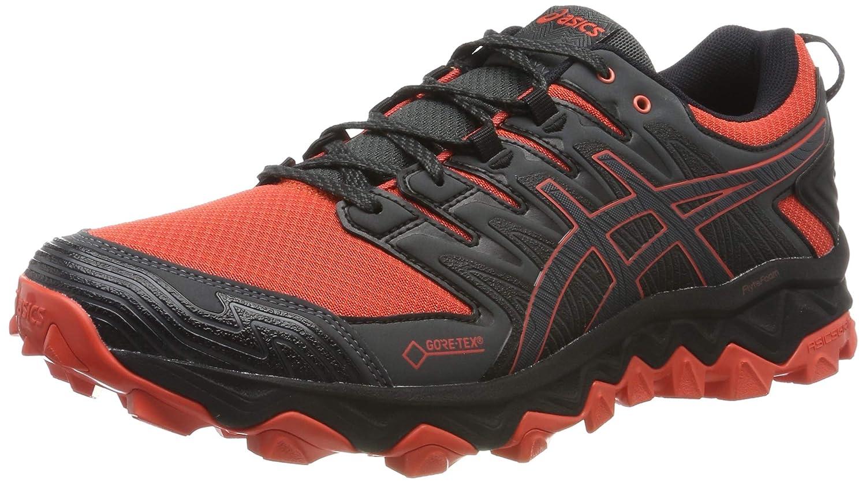 MultiCouleure (rouge Snapper Dark gris 600) 44 EU ASICS Gel-Fujitrabuco 7 G-TX, Chaussures de FonctionneHommest Compétition Homme
