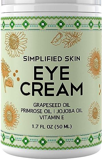 Amazon Com Nourishing Eye Cream For Dark Circles Fine Lines