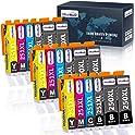 18-Pack Canon PGI-250XL/CLI-251XL Compatible Ink Cartridges