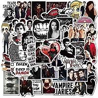 Vampire Diaries Tv Show Sticker Doodle Motorfiets Skateboard Laptop Bagage Computer Telefoon Diy Speelgoed Kinderen…