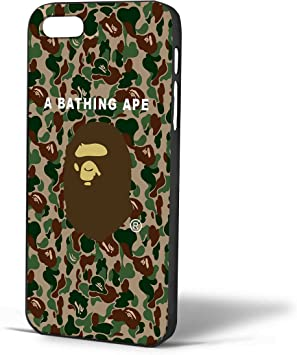 enfocar Dependencia doloroso  Bape a Bathing Ape Amry funda Iphone Case funda (funda Iphone 6 Black):  Amazon.es: Electrónica