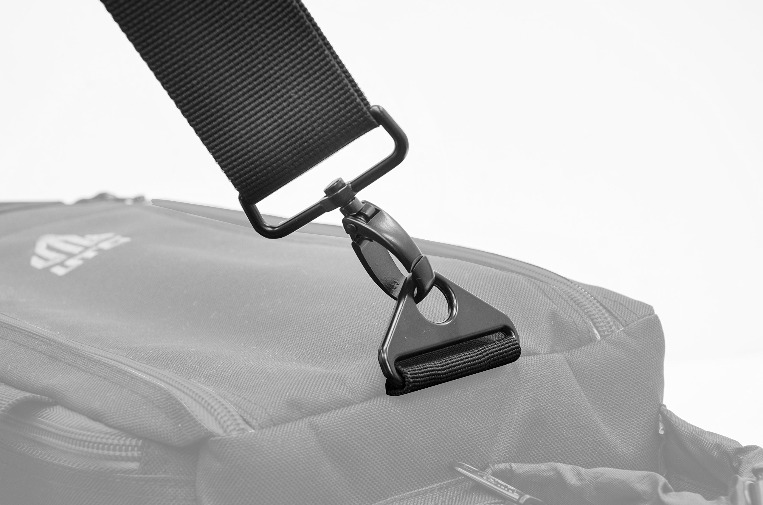 UTG All in One Range/Utility Go Bag, Black/Violet, 21'' x 10'' x 9'' by UTG (Image #11)