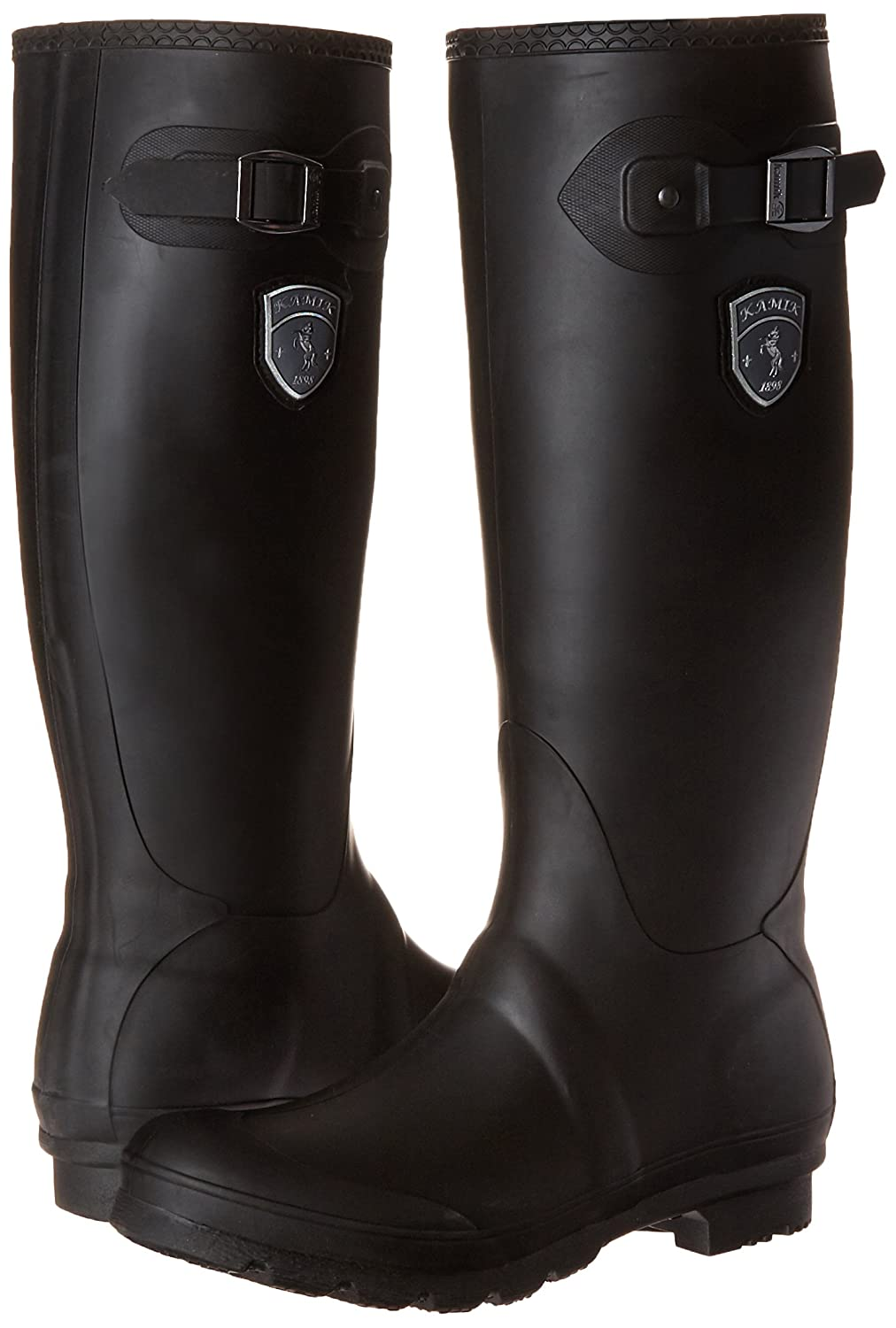 Amazon.com | Kamik Women's Jennifer Rain Boot | Rain Footwear
