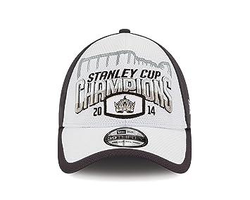 Amazon.com   NHL Los Angeles Kings 2014 Stanley Cup Championship Locker  Room Cap   Sports   Outdoors 2fb9614eda4c