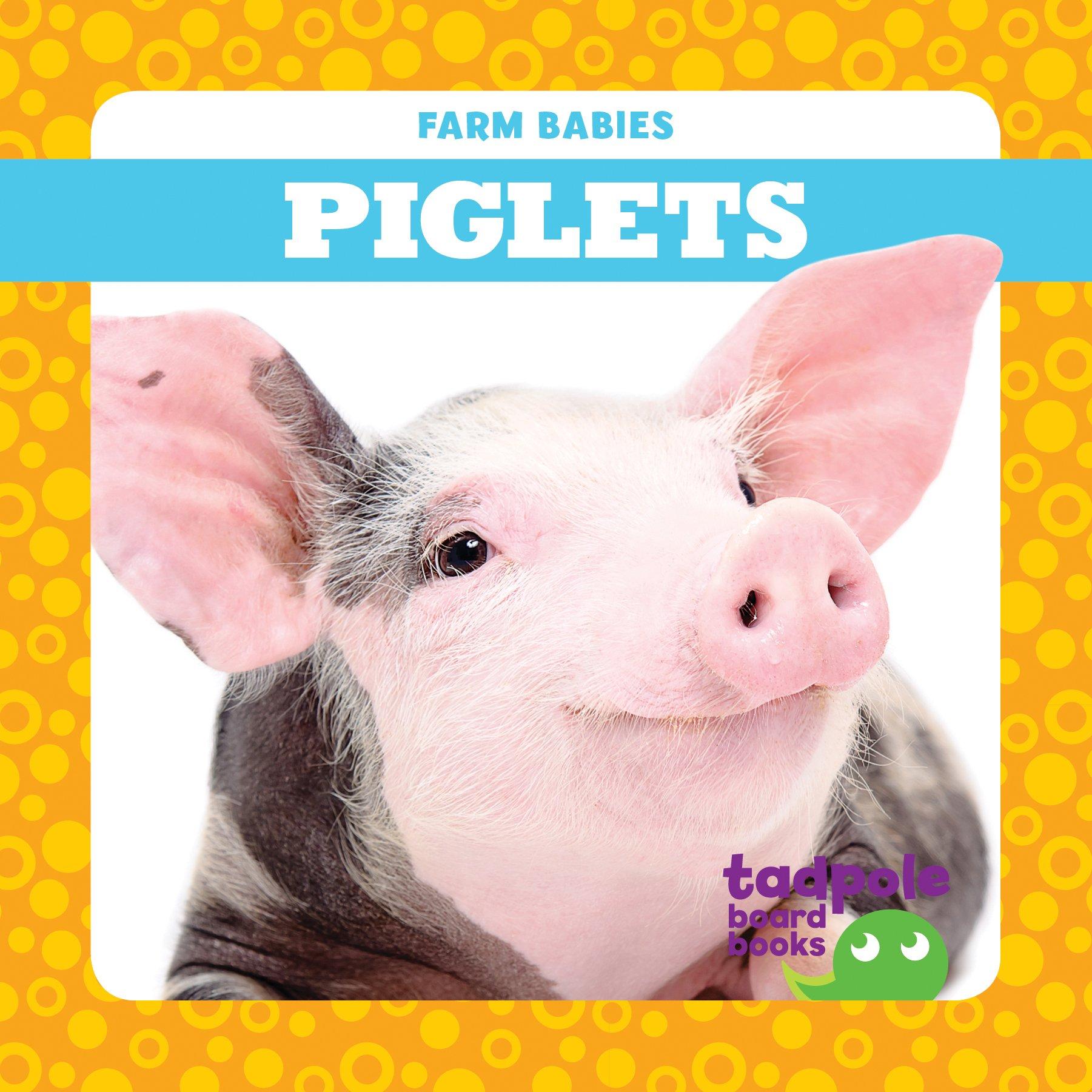 Piglets (Tadpole Board Books: Farm Babies) ebook