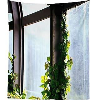 Berrykey Wall Hanging Tapestry Vineyard Grapevine - Fotografía de decoración para el hogar (51 x 60 cm)