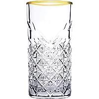 Paşabahçe YENİ Golden Touch Meşrubat Bardağı 4'lü