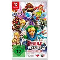 Hyrule Warriors Definitive Edition - [Nintendo Switch]