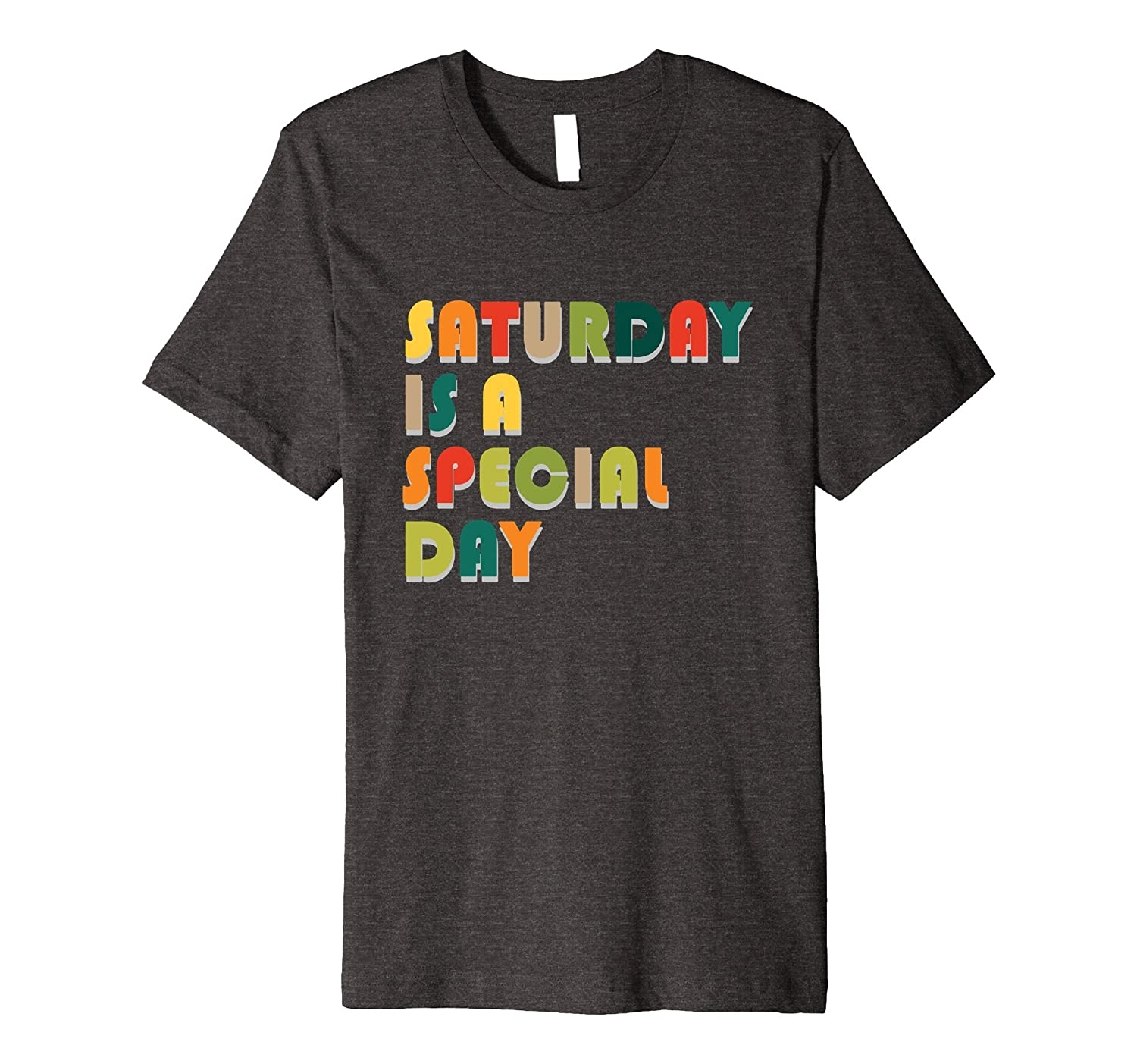 Saturday is a Special Day - LDS tee - More colors!-Art